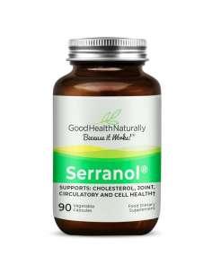 Serranol® 90 Capsules Serrapeptase